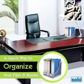 File & Book Rack (FS301)