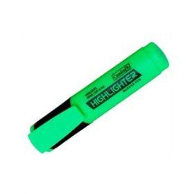 Camlin Highlighter Marker Pen, Green - 7287133 (Pack Of 10)- 5 Packs(50 Pcs)