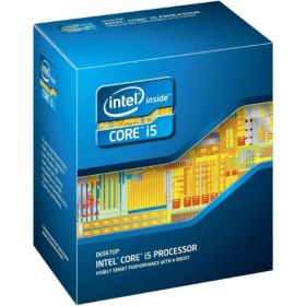 Intel Core i5-4670 3.4GHz 6MB Cache Quad-Core Desktop Processor