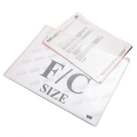 Zipper Document Bag, Pack of 10 pcs (MC116)