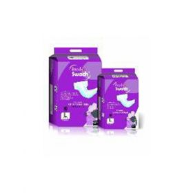 Med-E Swach Adult Diapers Large 10 Pcs.