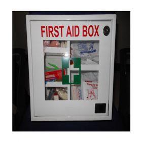 Metal Box-Small First Aid Kit