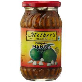 Mother's Recipe Punjabi Mango Pickle, 400g