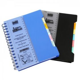 5-Subjects Note Book (300 Pages, Dividers(NA555))