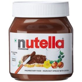 Nutella Hazelnut Spread with Cocoa, 290g (Pack of 20)