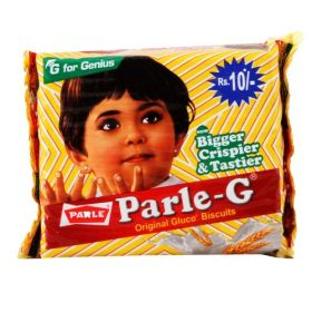 Parle G Glucose Biscuits 40g (Pack of 60)