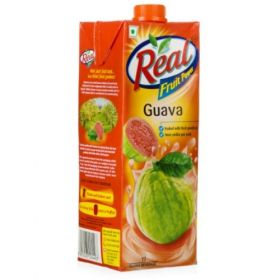 Real Fruit Power Guava Juice, 1 Liters