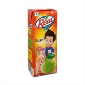 Real Fruit Power Guava Juice, 200ml