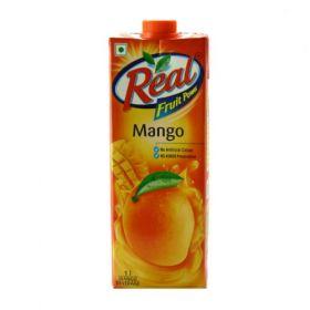 Real Fruit Power, Mango Juice, 1 liter