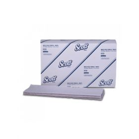 Scott 1222A M Fold White Towel 30X150Twls -10 Pcs