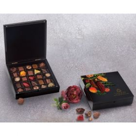 Smoor Luxury Botanical Wooden Box