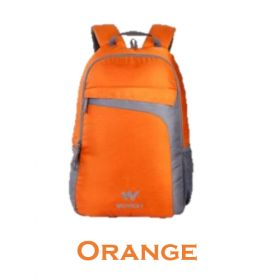 Wildcraft Spade Laptop Backpack -Orange