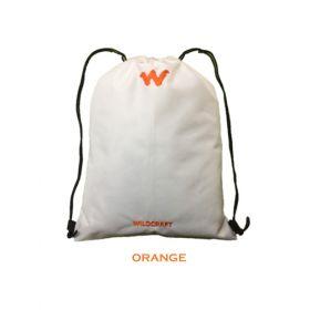 Wildcraft String Bag - Orange