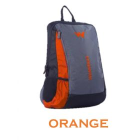Wildcraft Streak Laptop Backpack - Orange