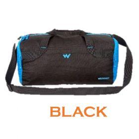 Wildcraft Tour-M Duffle Bag - Black