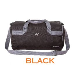 Wildcraft Tour Duffle Bag - Black