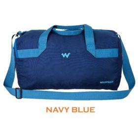 Wildcraft Tour Duffle Bag - Navy Blue