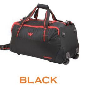 Wildcraft Truant Duffle Bag - Black