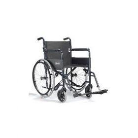 Basic Wheelchair - Chrome