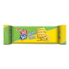 Britannia Maska Chaska Biscuit - 50 Gms(Pack Of 6) - 5Packs