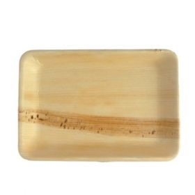 Areca Rectangular Disposable Plate