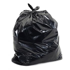 Garbage Bag - Black