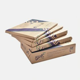 Eco-friendly A4 Copier Paper, 80GSM, 100% recycled, 500 sheets ( Ethical Paper )