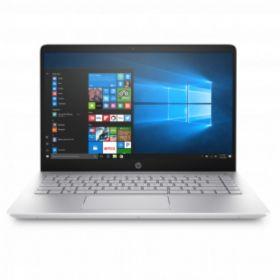 Hp Pavilion X360 14-Ba077Tu 14 Inch Touchscreen Convertible Laptop (7Th Gen Intel I3-7130U/4Gb Ddr4/1Tb Sshd/Win 10/) ,Natural Silver