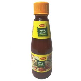 Maggi Hot & Sweet Tomato Chilli Sauce Bottle, 200g