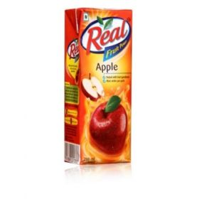 Real Fruit Power Juice - Apple, 200ml