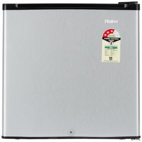 Haier 52 L 3 Star Direct-Cool Single Door Refrigerator (HR-62VS, Silver Grey)
