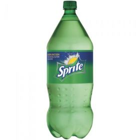 Sprite Soft Drink - 2 Liters Bottle