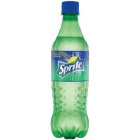 Sprite Soft Drink - 600ml Bottle