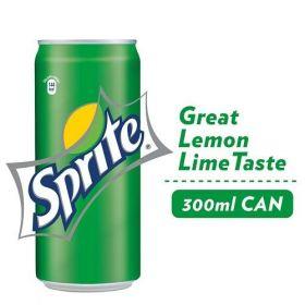 Sprite Soft Drink, 300 ml (Pack of 24)