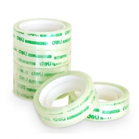 Deli Transparent Tape 1/2 Inch*14Yds - 1 Pc