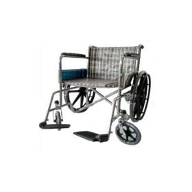 Basic Wheelchair With Pu Mag Wheels
