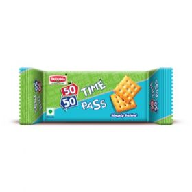 Britannia Time Pass Biscuit - 100 Gms (Pack Of 6)