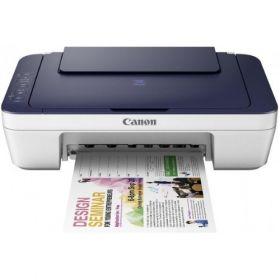 Canon Pixma Mg2577S All-In-One Inkjet Printer (Blue/White)