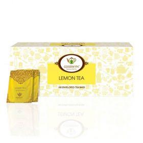 Goodwyn Lemon Tea - 100 Tea Bags
