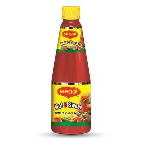Maggi Hot & Sweet Tomato Chilli Sauce Bottle, 1kg