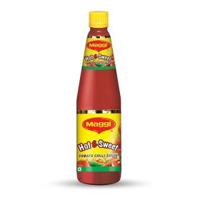 Maggi Hot & Sweet Tomato Chilli Sauce Bottle, 500g