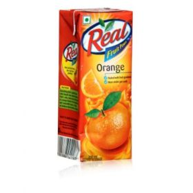 Real Fruit Power, Orange Juice, 200ml