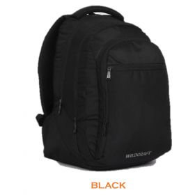 Wildcraft Wildpack 2 Laptop Backpack - Black